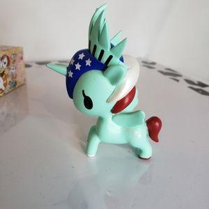 Tokidoki unicorno liberty unicorn vinyl collect